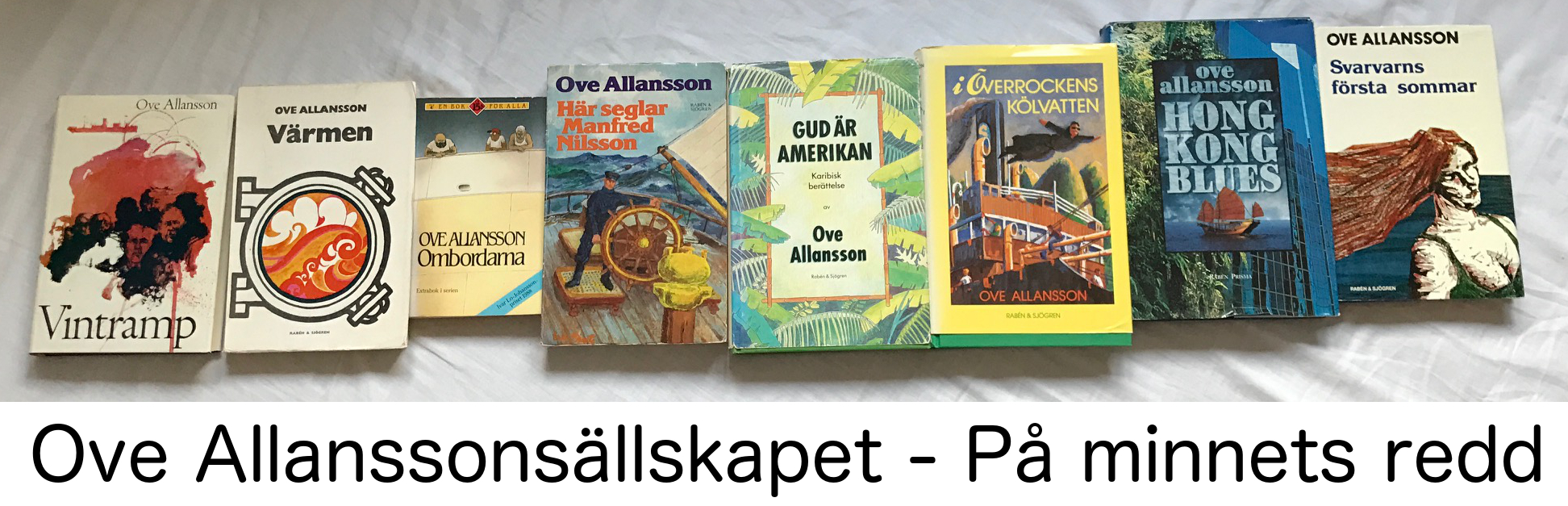 Ove Allanssonsällskapet – På minnets redd